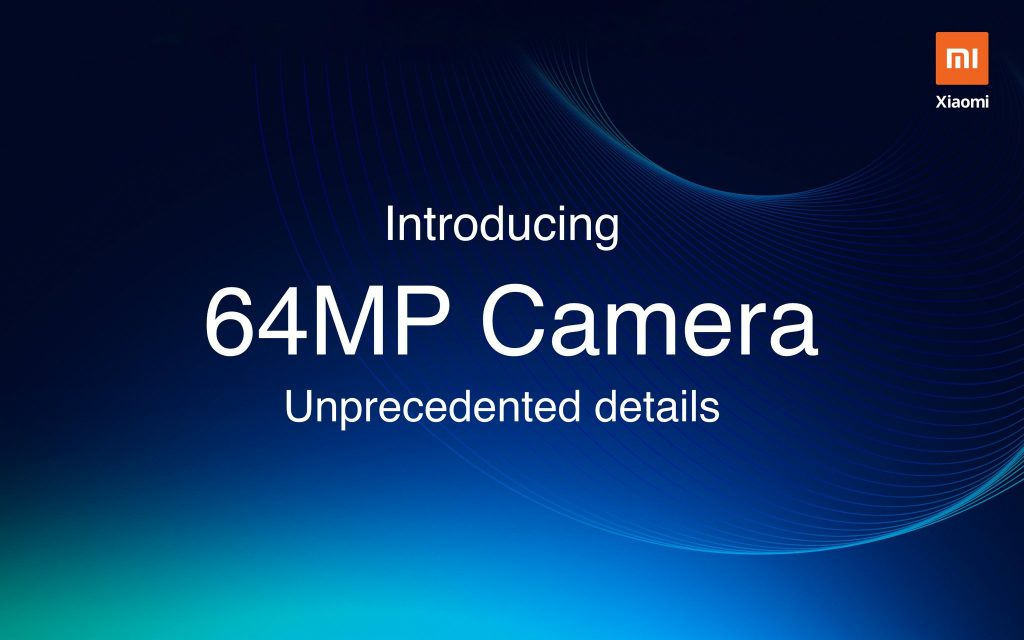 Xiaomi shows 64MP Samsung ISOCELL GW1 camera for Upcoming Redmi's 64 MP Phone, teases 108MP sensor