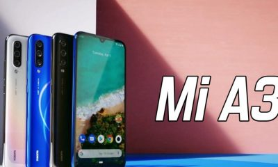 Xiaomi-Mi A3 Andriod One Smartphone With Snapdragon 665, Price at 12,999 Launched in India