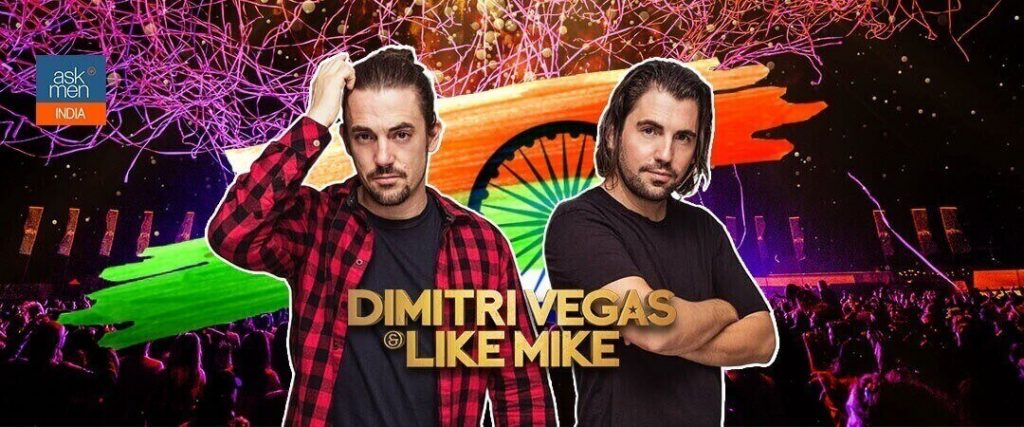 Dimitri-Vegas-and-Like-Mike-Sunburn-arena-india-tour