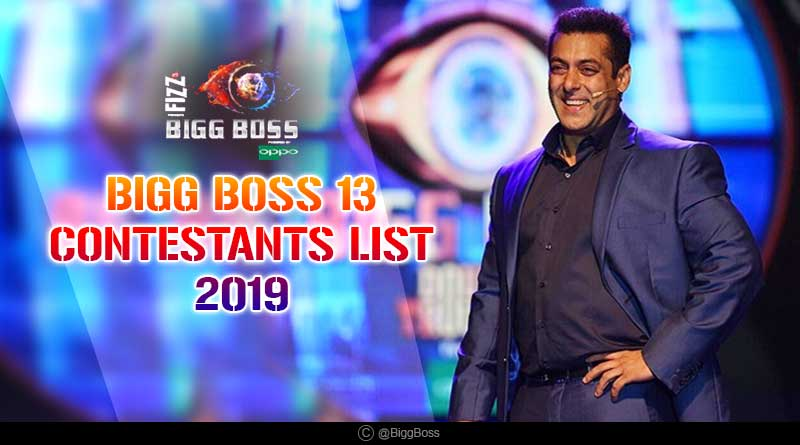 Big Boss Season 13 Launched  Bollywood Superstar Salman Khan Get all the Details Here!