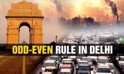 Back Again 4,6,8,10,12...In Delhi Odd-even after Diwali,  in 2019