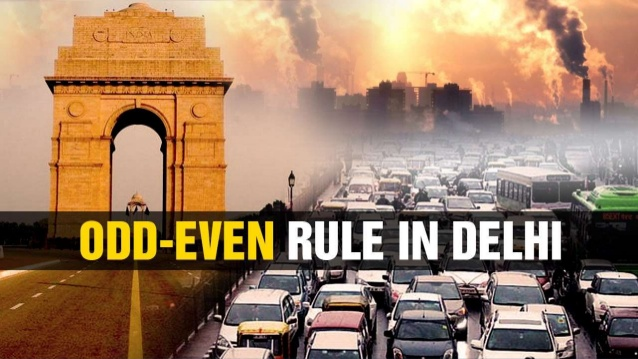 in-Delhi-Odd-even-after-Diwali-in-2019