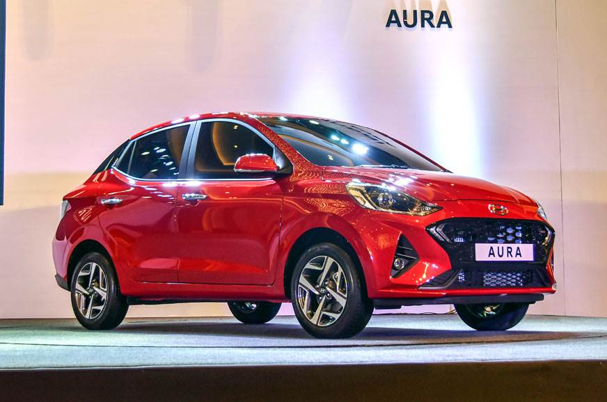 Hyundai Aura Launched at India price at 5.80 lakh