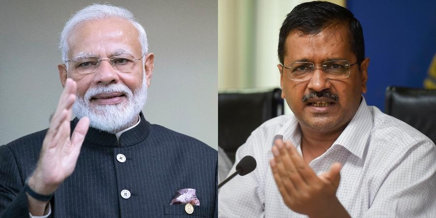 PM Modi and CM Kejriwal Talks on Delhi violence