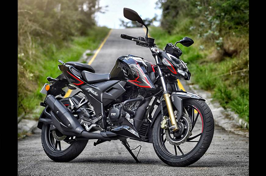 2020 Tvs Apache RTR 160V and Apache 200V Price Incerce