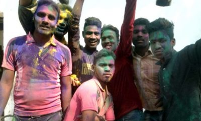Village in Chhattisgarh where Holi festival is celebrated 5 days in advance