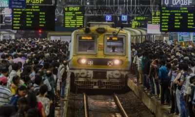 Due to Coronavirus: Mumbai local train stop