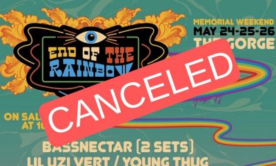 Due to Covid-19 Postpone end of the rainbow festival